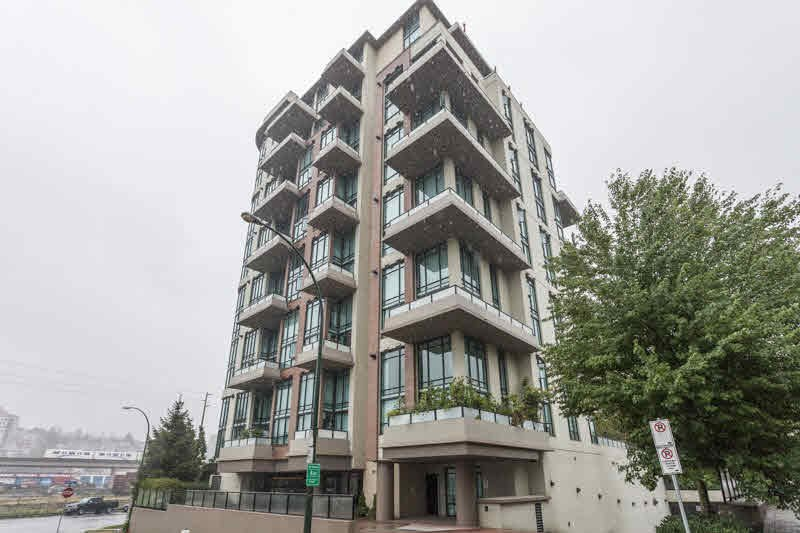 Main Photo: 510 7 RIALTO COURT in : Quay Condo for sale : MLS®# V1136752