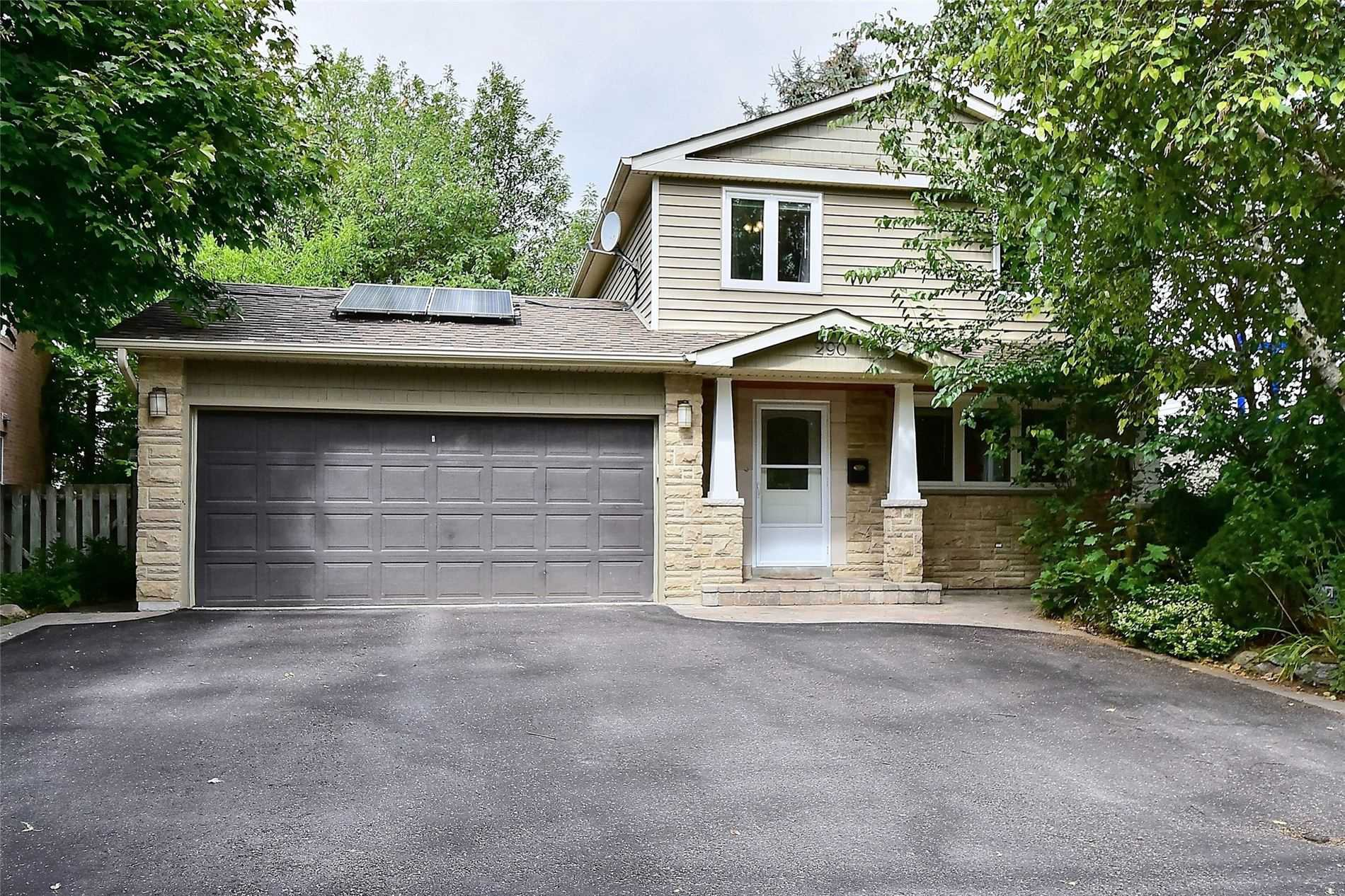 Main Photo: 290 Manchester Drive in Newmarket: Bristol-London House (2-Storey) for sale : MLS®# N4590588