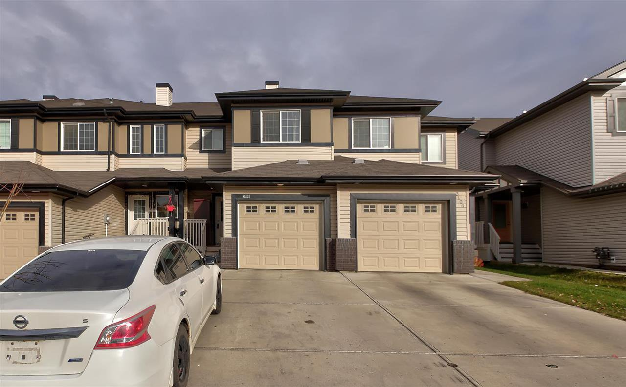 Main Photo: 3108 16 Avenue in Edmonton: Zone 30 Attached Home for sale : MLS®# E4178000