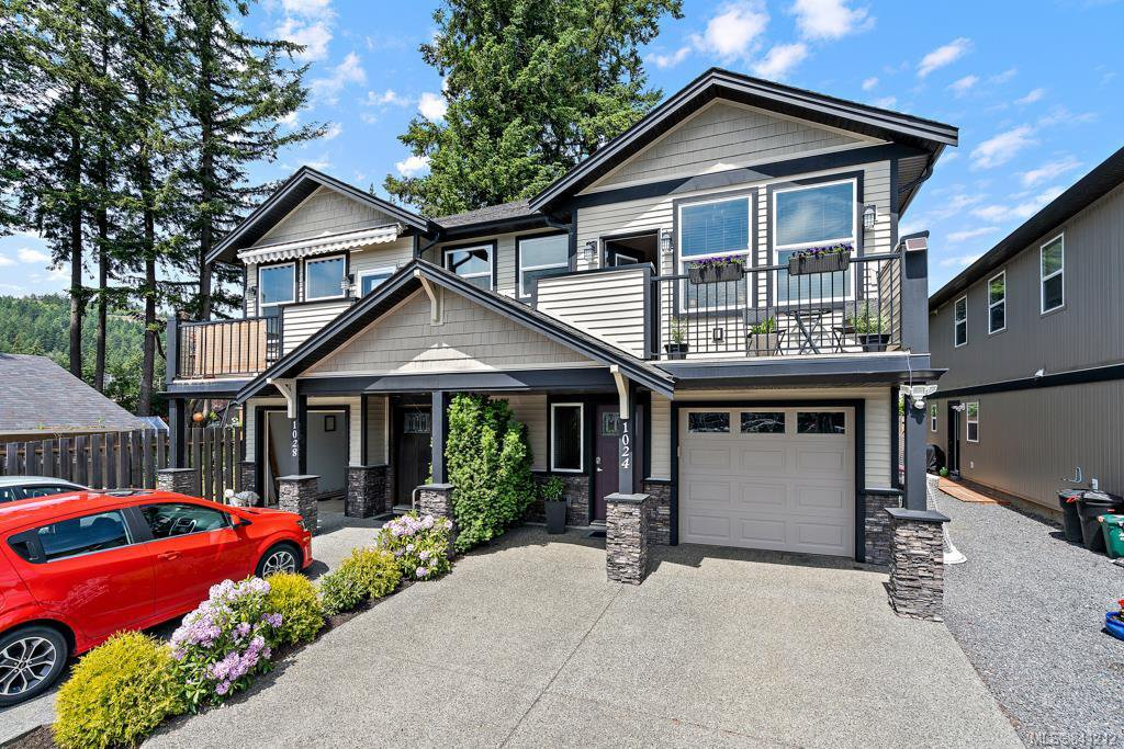 Main Photo: 1024 Brown Rd in Langford: La Luxton Half Duplex for sale : MLS®# 841212