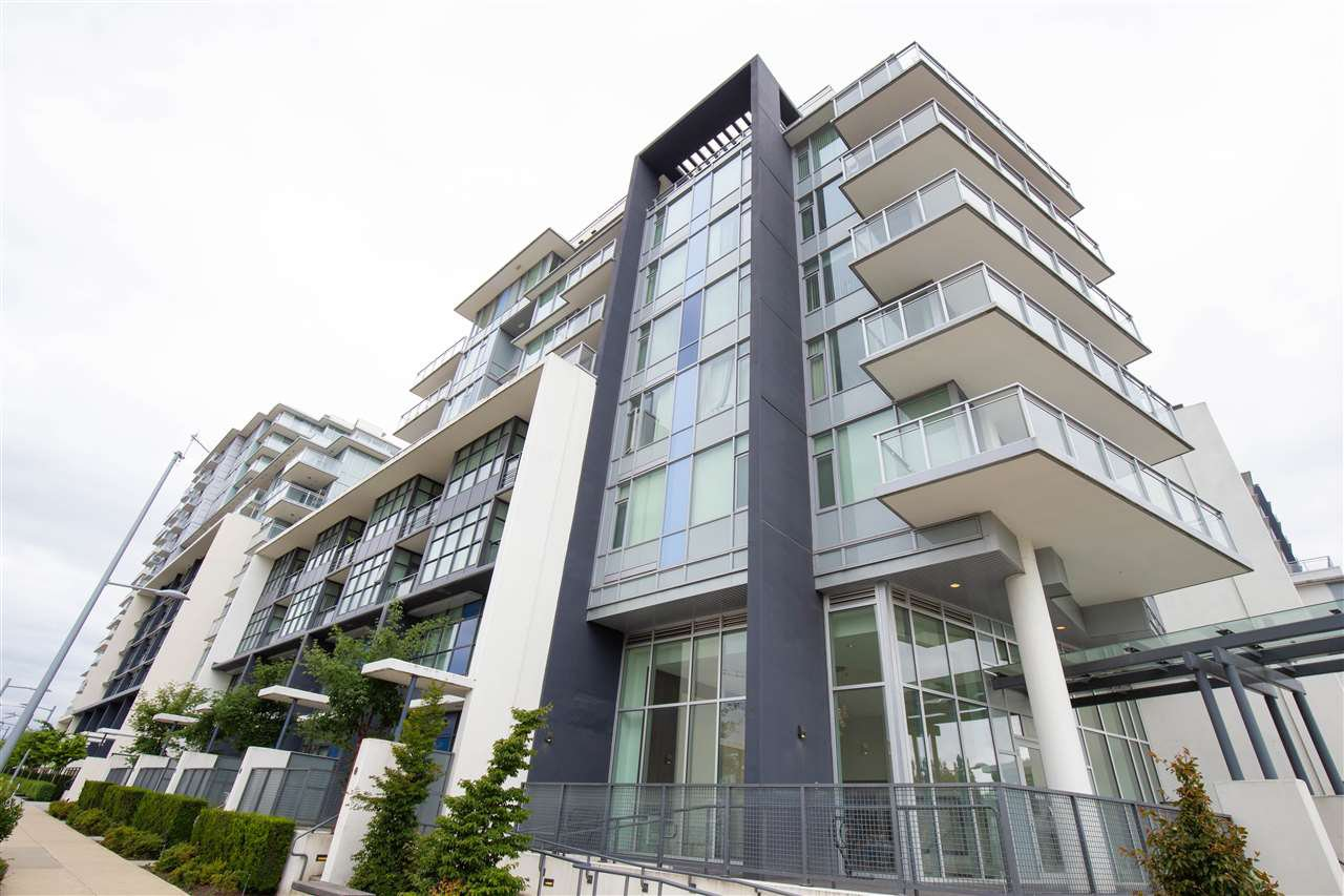 "Main Photo: 511 8633 CAPSTAN Way in Richmond: West Cambie Condo for sale in ""SORRENTO"" : MLS®# R2504440"