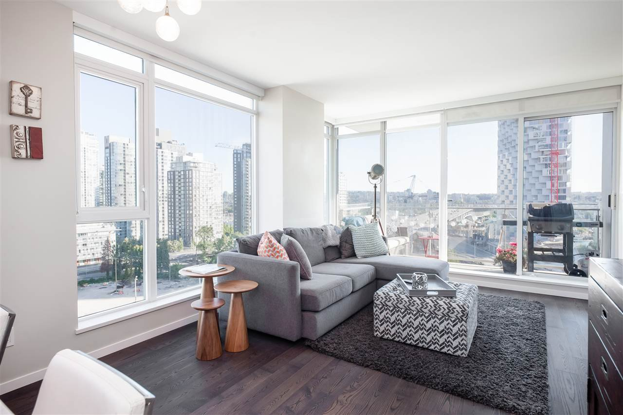 Main Photo: 1207 1351 CONTINENTAL STREET in : Downtown VW Condo for sale : MLS®# R2283909