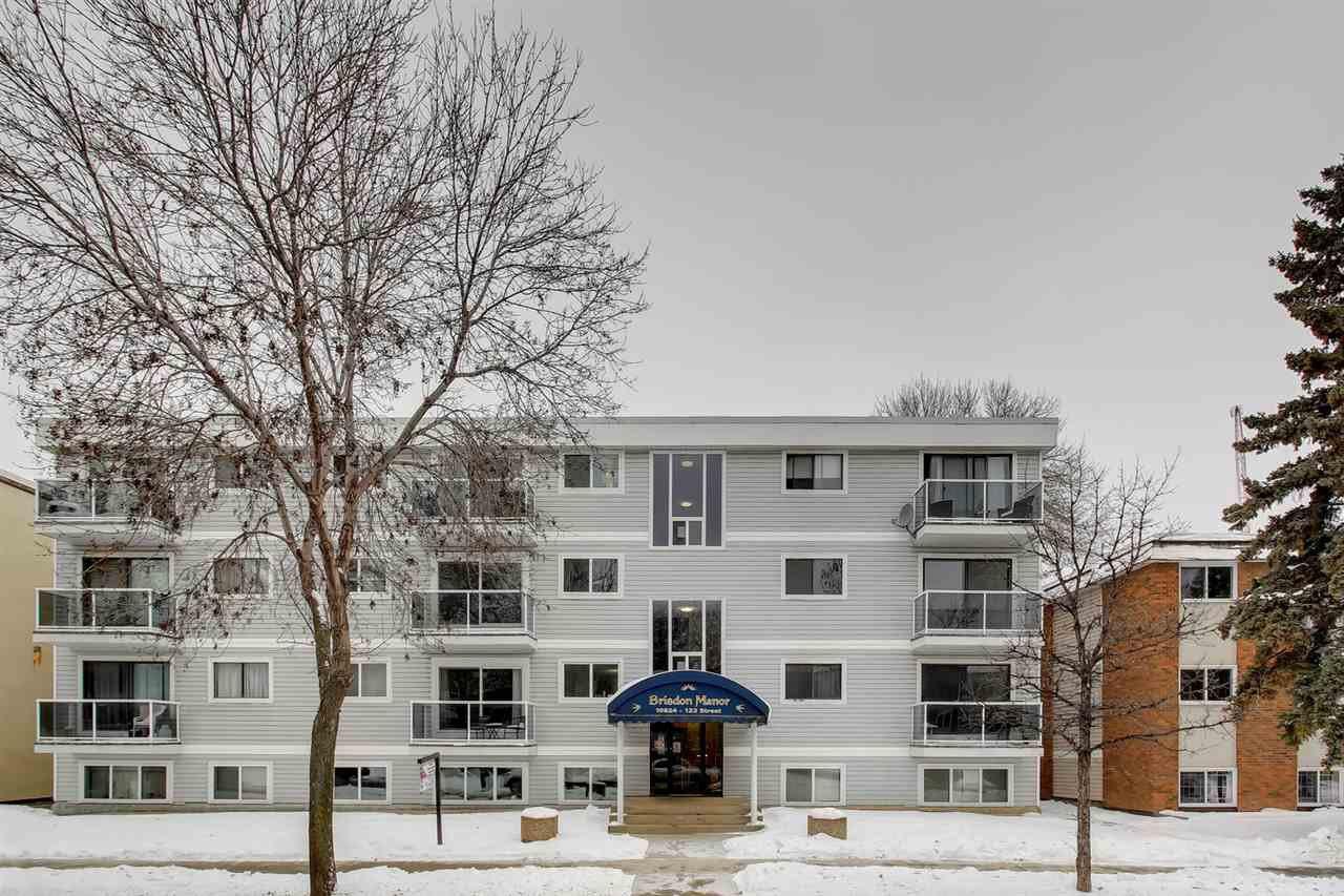 Main Photo: 204 10624 123 Street in Edmonton: Zone 07 Condo for sale : MLS®# E4221289