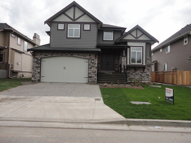 """Main Photo: 1948 MERLOT Boulevard in Abbotsford: Aberdeen House for sale in """"PEPPIN BROOK"""" : MLS®# F1307394"""
