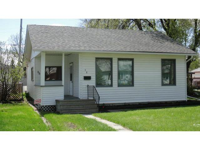 Main Photo: 58 Kingswood Avenue in WINNIPEG: St Vital Residential for sale (South East Winnipeg)  : MLS®# 1309981