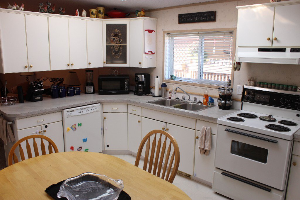 Photo 5: Photos: 4 2805 Westsyde Road in Kamloops: Westsyde Manufactured Home for sale : MLS®# 119353