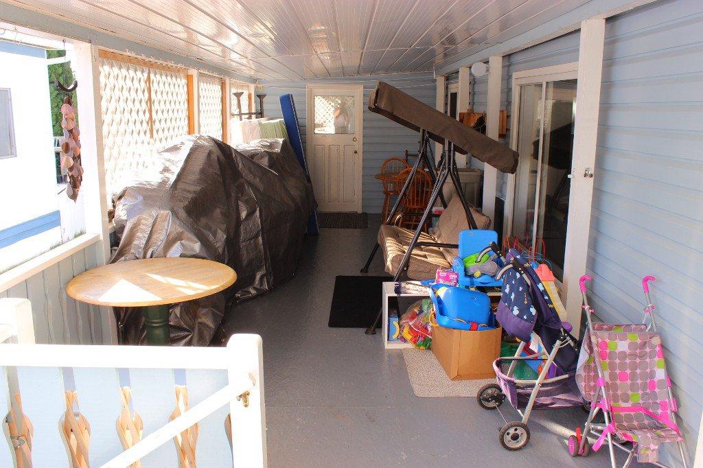 Photo 9: Photos: 4 2805 Westsyde Road in Kamloops: Westsyde Manufactured Home for sale : MLS®# 119353