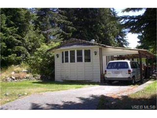 Main Photo:  in MALAHAT: ML Malahat Proper Manufactured Home for sale (Malahat & Area)  : MLS®# 372946
