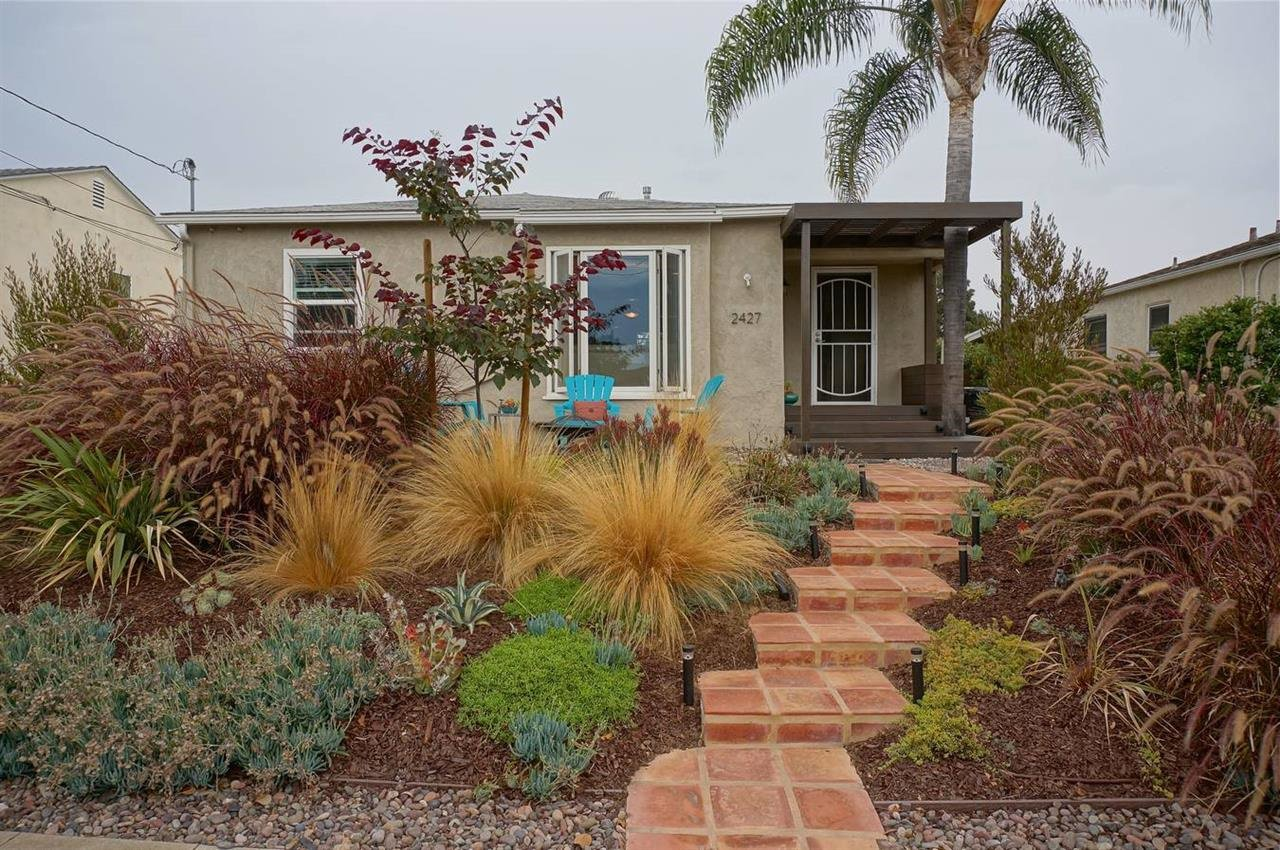 Main Photo: NORTH PARK House for sale : 3 bedrooms : 2427 Montclair in San Diego