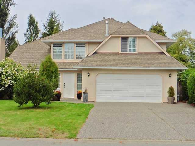 "Main Photo: 12639 24A Avenue in Surrey: Crescent Bch Ocean Pk. House for sale in ""CRESCENT HEIGHTS"" (South Surrey White Rock)  : MLS®# F1420627"