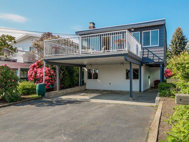 Photo 1: Photos: 14763 THRIFT AV: White Rock House for sale (South Surrey White Rock)  : MLS®# F1441311