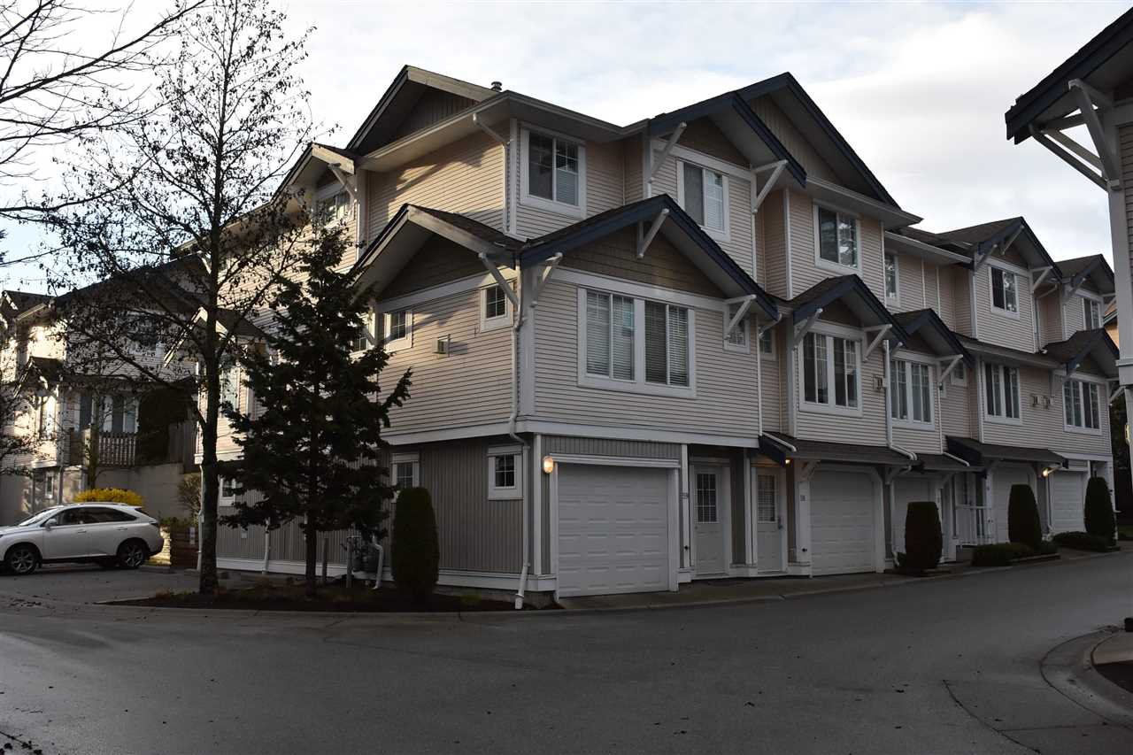 Main Photo: 59 6533 121 STREET in Surrey: West Newton Townhouse for sale : MLS®# R2043574