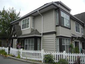 Main Photo: 23 12099 237 Street in Maple Ridge: Townhouse for sale : MLS®# R2097097