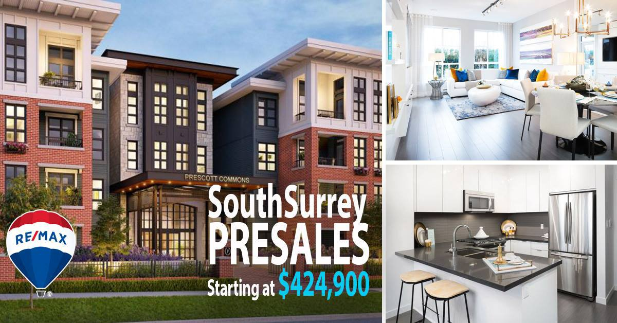 Main Photo: NEW PRESALES available in South Surrey / White Rock