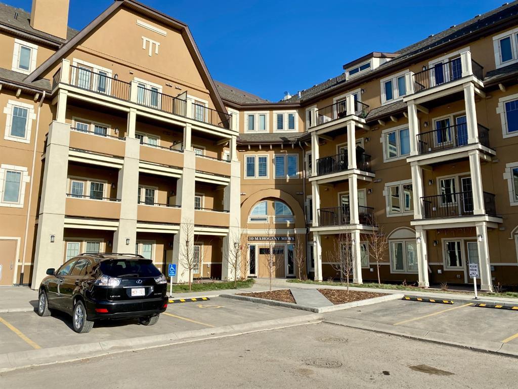 Main Photo: 109 30 Mahogany Mews SE in Calgary: Mahogany Apartment for sale : MLS®# C4264808