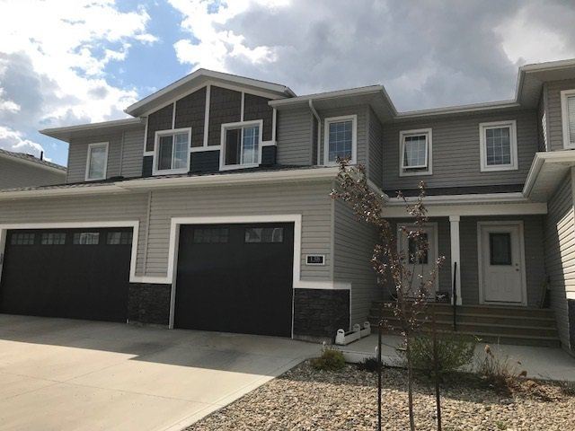 Main Photo: 119 10104 114A Avenue in Fort St. John: Fort St. John - City NW Townhouse for sale (Fort St. John (Zone 60))  : MLS®# R2427589