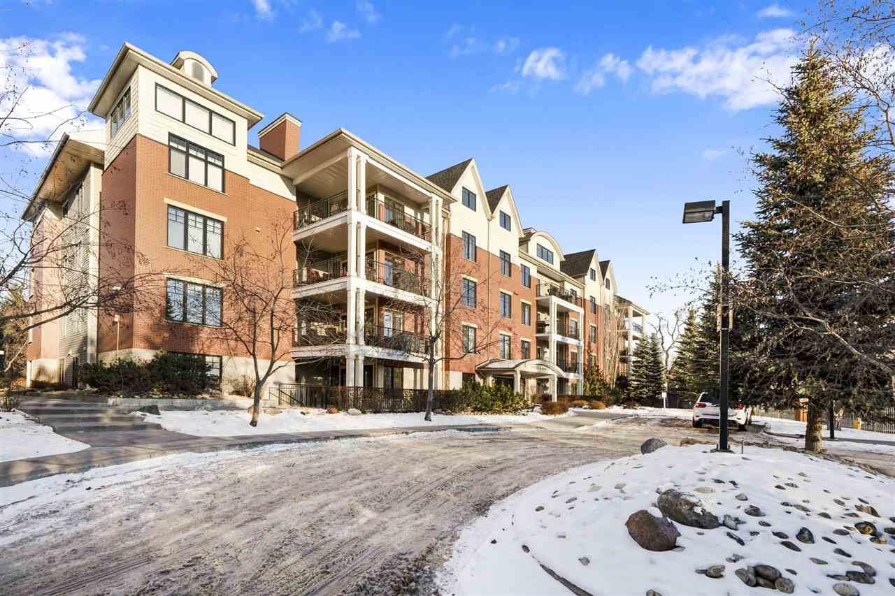 Main Photo: 305 9811 96A Street in Edmonton: Zone 18 Condo for sale : MLS®# E4183992