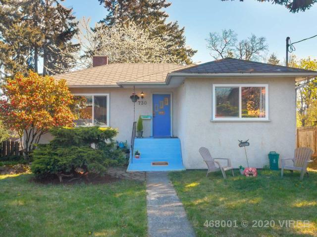 Main Photo: 730 ARBUTUS AVE in NANAIMO: Z4 Central Nanaimo House for sale (Zone 4 - Nanaimo)  : MLS®# 468001