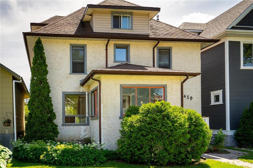Main Photo: 459 Greenwood Place in Winnipeg: Wolseley Residential for sale (5B)  : MLS®# 202016114