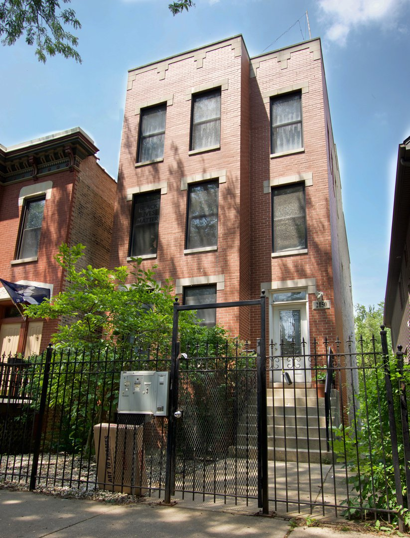 Main Photo: 2150 Potomac Avenue Unit 3 in Chicago: CHI - West Town Residential Lease for lease ()  : MLS®# MRD10825708