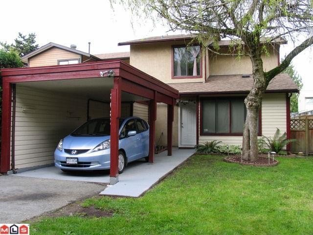 "Main Photo: 6937 134A Street in Surrey: West Newton House 1/2 Duplex for sale in ""BENTLEY"" : MLS®# F1210646"