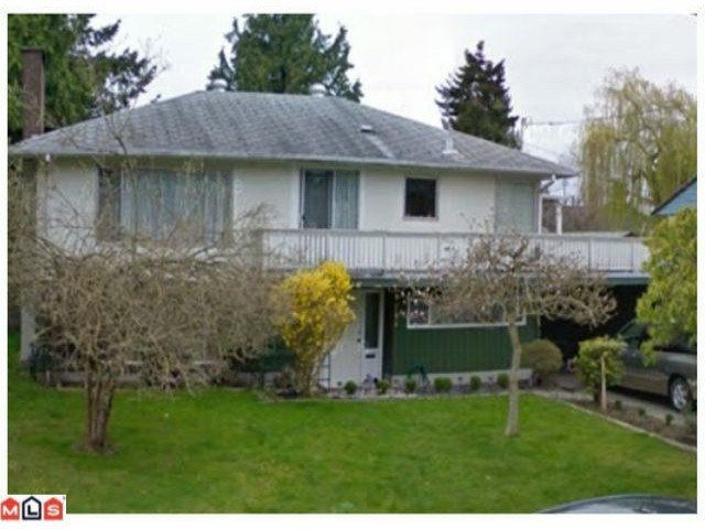Main Photo: 9781 124A Street in Surrey: Cedar Hills House for sale (North Surrey)  : MLS®# F1223346