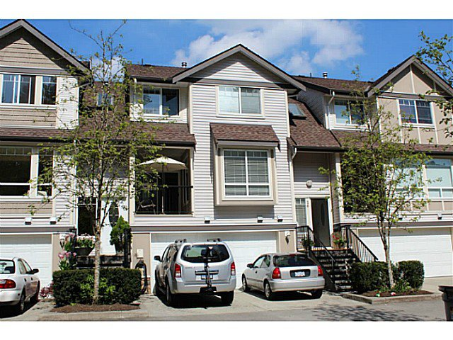 "Main Photo: # 16 23233 KANAKA WY in Maple Ridge: Cottonwood MR Townhouse for sale in ""RIVERWOODS"" : MLS®# V1004665"