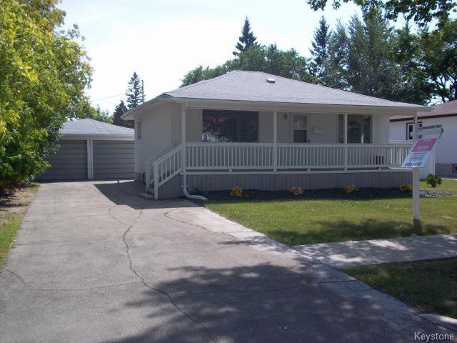 Main Photo: 1008 Waterford Avenue in WINNIPEG: Manitoba Other Residential for sale : MLS®# 1317999