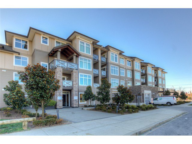 Main Photo: # 222 18818 68TH AV in Surrey: Clayton Condo for sale (Cloverdale)  : MLS®# F1326667
