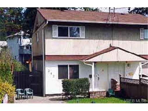 Main Photo: 382 Selica Rd in VICTORIA: La Atkins Half Duplex for sale (Langford)  : MLS®# 208583