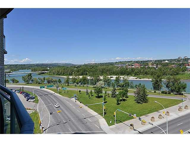 Main Photo: 802 1121 6 Avenue SW in CALGARY: Downtown West End Condo for sale (Calgary)  : MLS®# C3626041