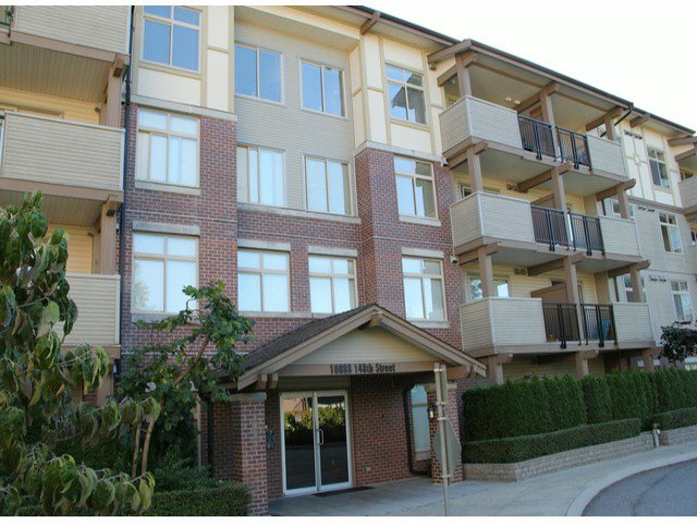 Main Photo: 105 10088 148 Street in SURREY: Guildford Condo for sale (North Surrey)  : MLS®# F1322262
