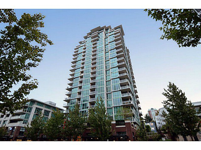Main Photo: # 701 138 E ESPLANADE ST in North Vancouver: Lower Lonsdale Condo for sale : MLS®# V1093684