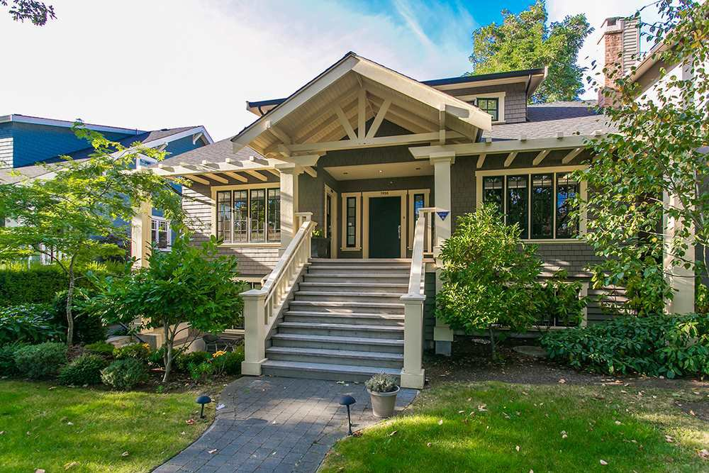 Photo 1: Photos: 1955 W 12TH AVENUE in Vancouver: Kitsilano Townhouse for sale (Vancouver West)  : MLS®# R2079605