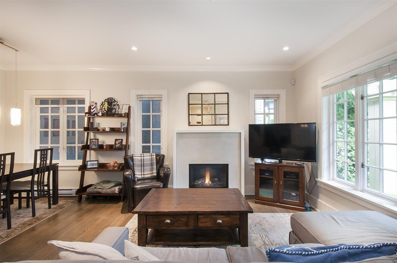Photo 5: Photos: 1955 W 12TH AVENUE in Vancouver: Kitsilano Townhouse for sale (Vancouver West)  : MLS®# R2079605