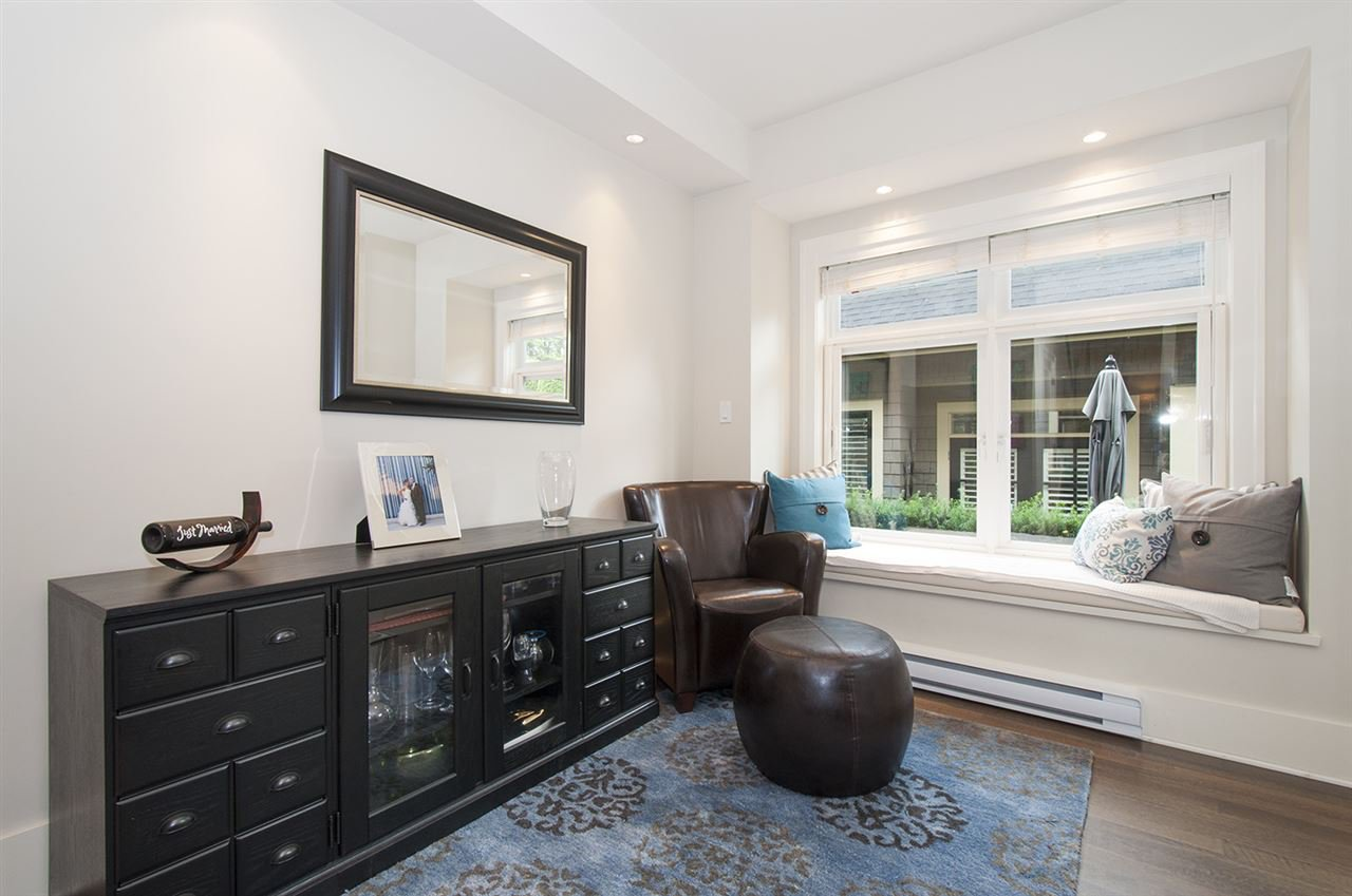 Photo 13: Photos: 1955 W 12TH AVENUE in Vancouver: Kitsilano Townhouse for sale (Vancouver West)  : MLS®# R2079605