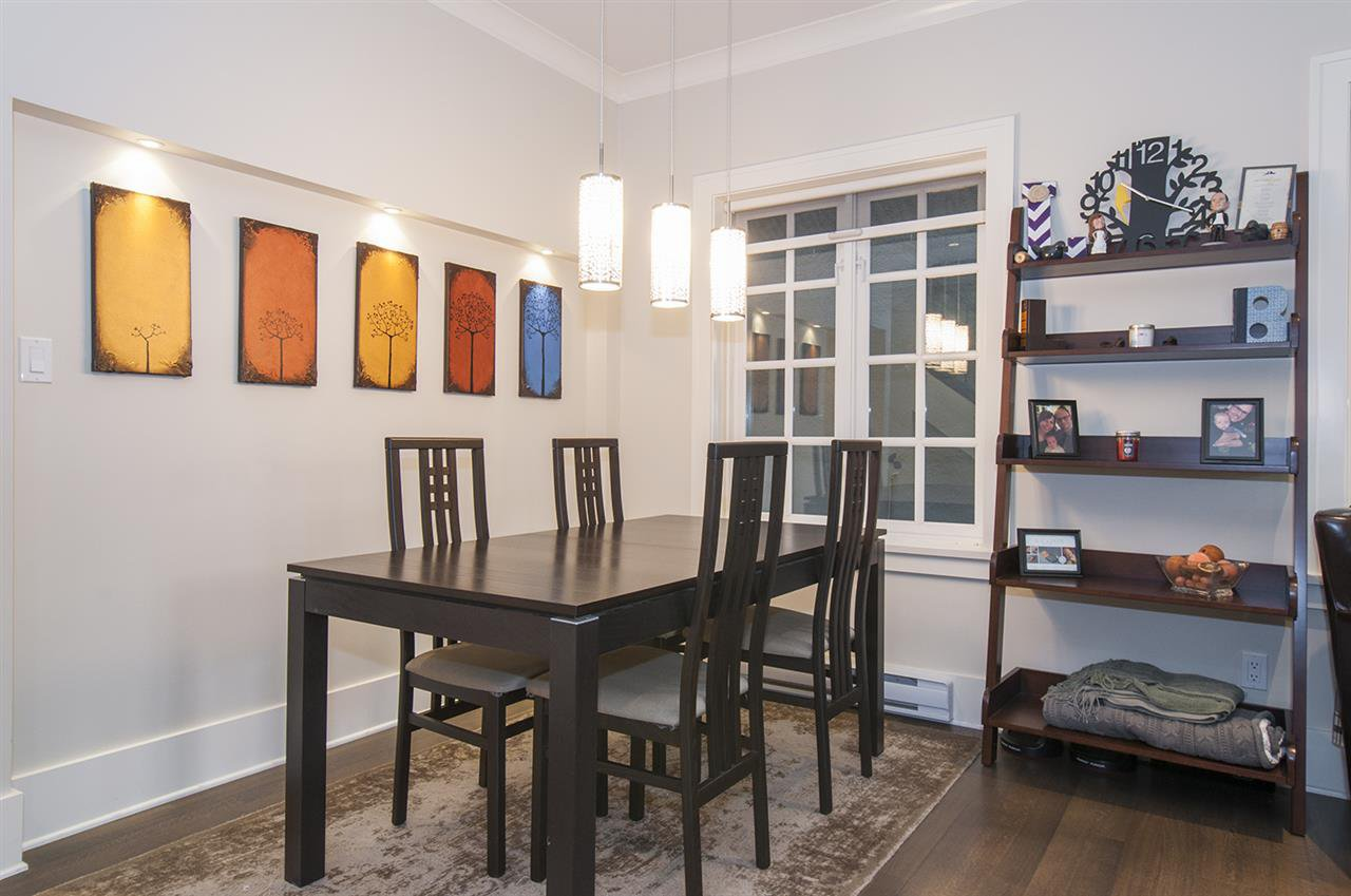 Photo 7: Photos: 1955 W 12TH AVENUE in Vancouver: Kitsilano Townhouse for sale (Vancouver West)  : MLS®# R2079605