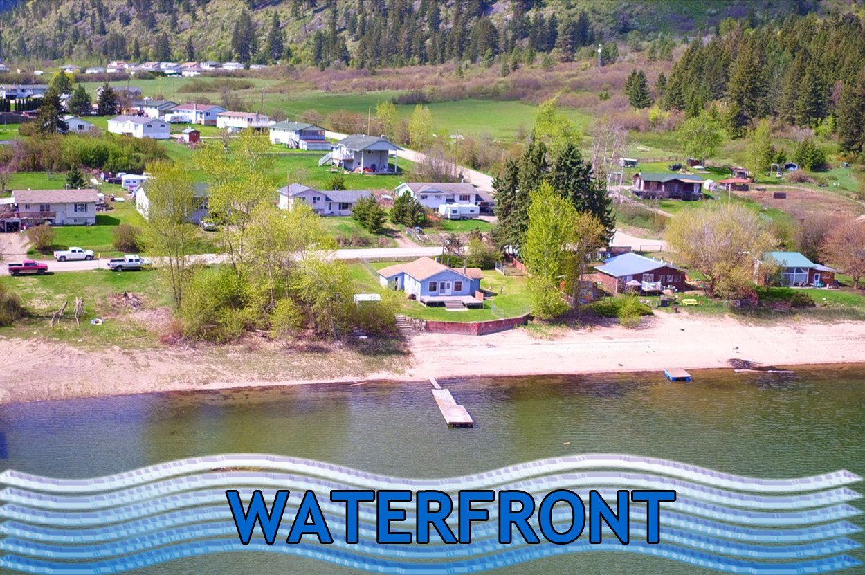 Photo 1: Photos: 6026 Lakeview Road: Chase House for sale (Shuswap)  : MLS®# 10179314