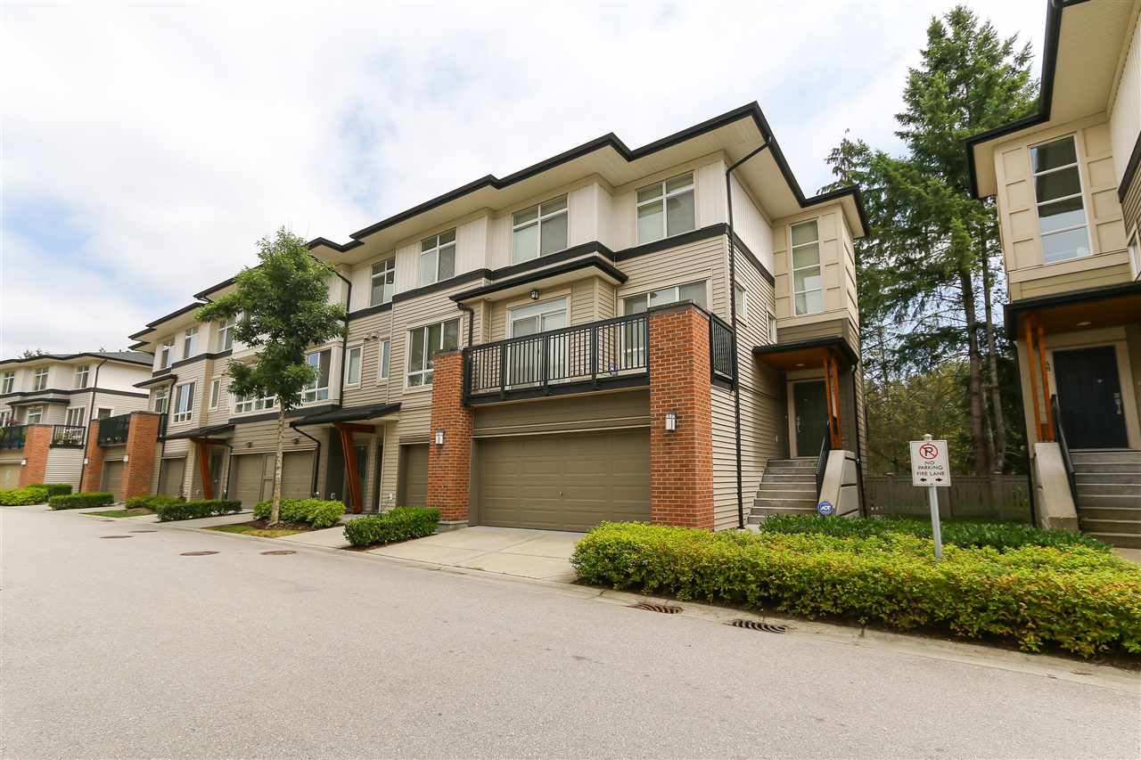 "Main Photo: 55 1125 KENSAL Place in Coquitlam: New Horizons Townhouse for sale in ""Kensal Walk"" : MLS®# R2395760"