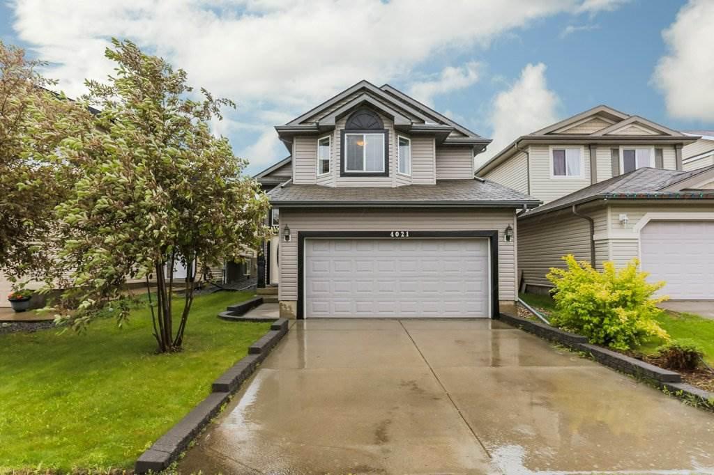 Main Photo: 4021 158 Avenue in Edmonton: Zone 03 House for sale : MLS®# E4169666