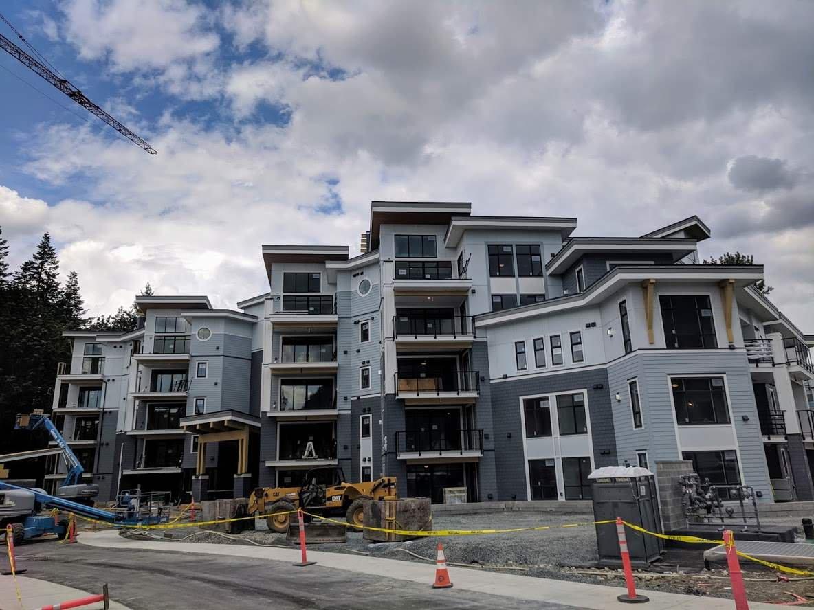 "Main Photo: 210B 5380 TYEE (PHASE 2) Lane in Chilliwack: Vedder S Watson-Promontory Condo for sale in ""The Boardwalk"" (Sardis)  : MLS®# R2400658"