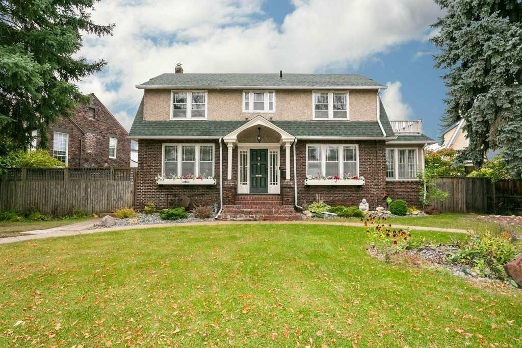 Main Photo: 9 WELLINGTON Crescent in Edmonton: Zone 11 House for sale : MLS®# E4176274