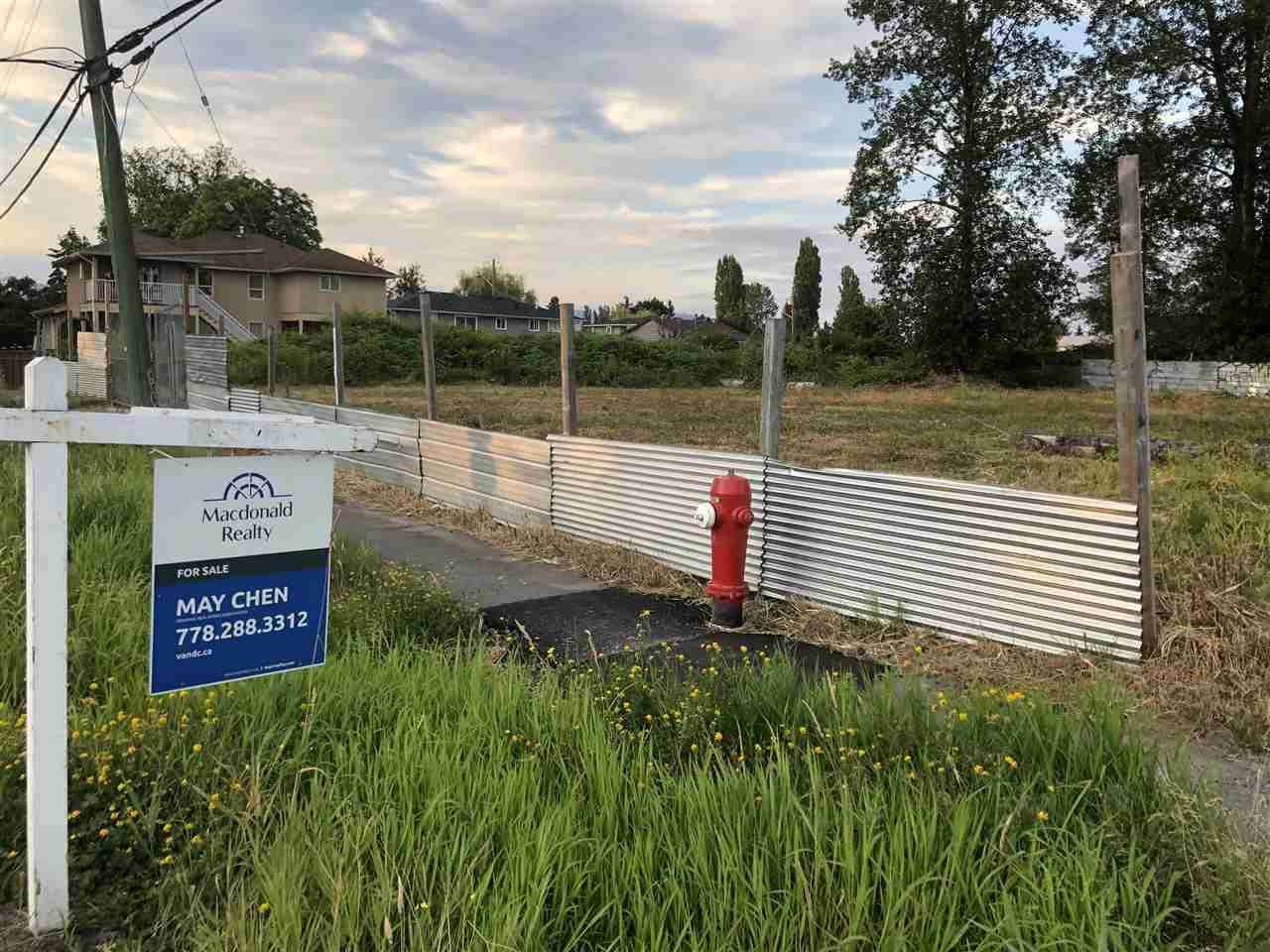 Main Photo: 12425 112A Avenue in Surrey: Bridgeview Land for sale (North Surrey)  : MLS®# R2474881