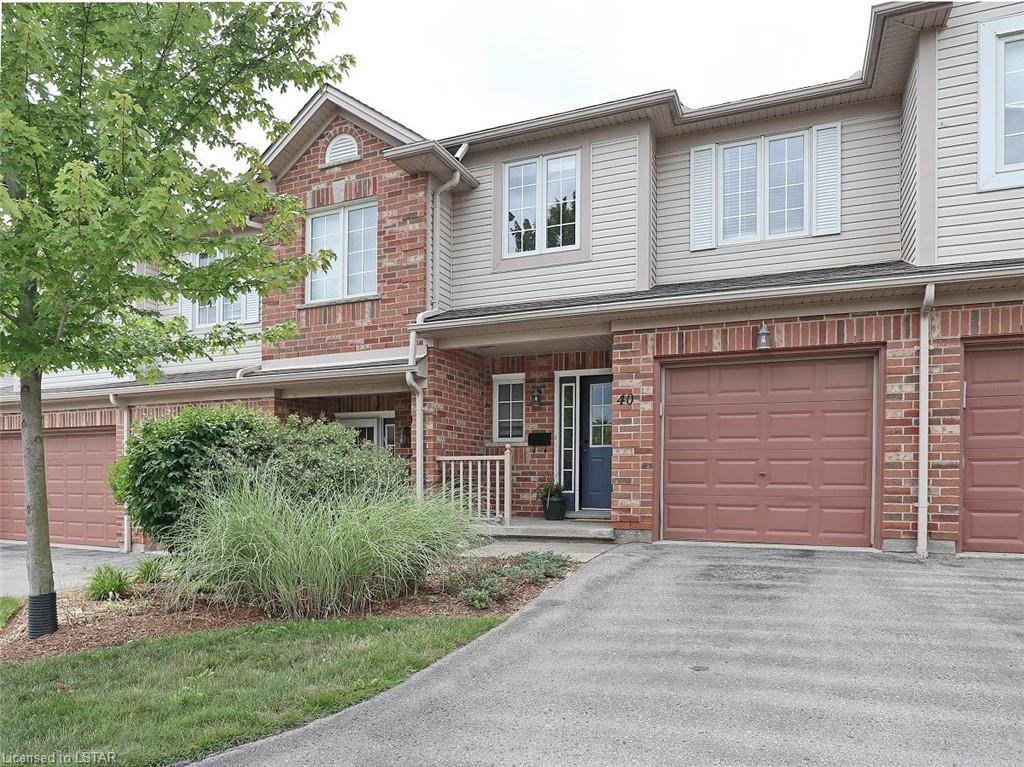 Main Photo: 40 320 AMBLESIDE Drive in London: North A Residential for sale (North)  : MLS®# 275541