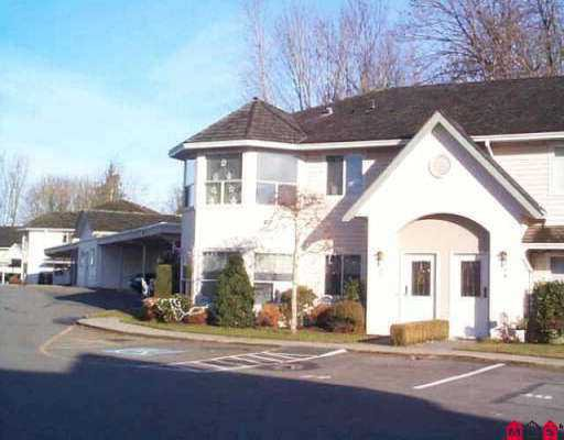 Main Photo: 32 3380 GLADWIN RD in Abbotsford: Central Abbotsford Townhouse for sale : MLS®# F2525415