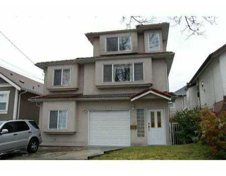 Main Photo: 368 E 24TH AV in Vancouver: House for sale (Main)  : MLS®# V817269