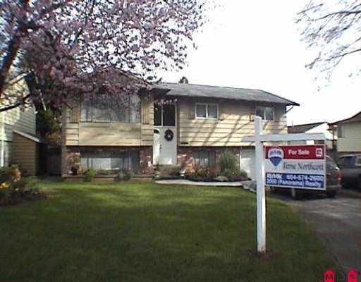 "Main Photo: 11825 WARREN PL in Delta: Annieville House for sale in ""Kennedy West"" (N. Delta)  : MLS®# F2606720"
