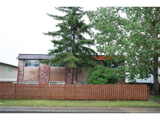 Main Photo: 7712 HUNTERVIEW Drive NW in CALGARY: Huntington Hills 4Plex for sale (Calgary)  : MLS®# C3630605