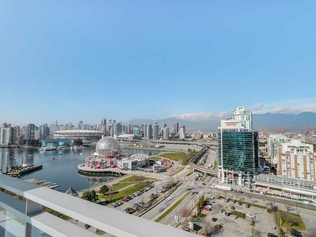 Main Photo: # 2207 1618 QUEBEC ST in Vancouver: Mount Pleasant VE Condo for sale (Vancouver East)  : MLS®# V1110845