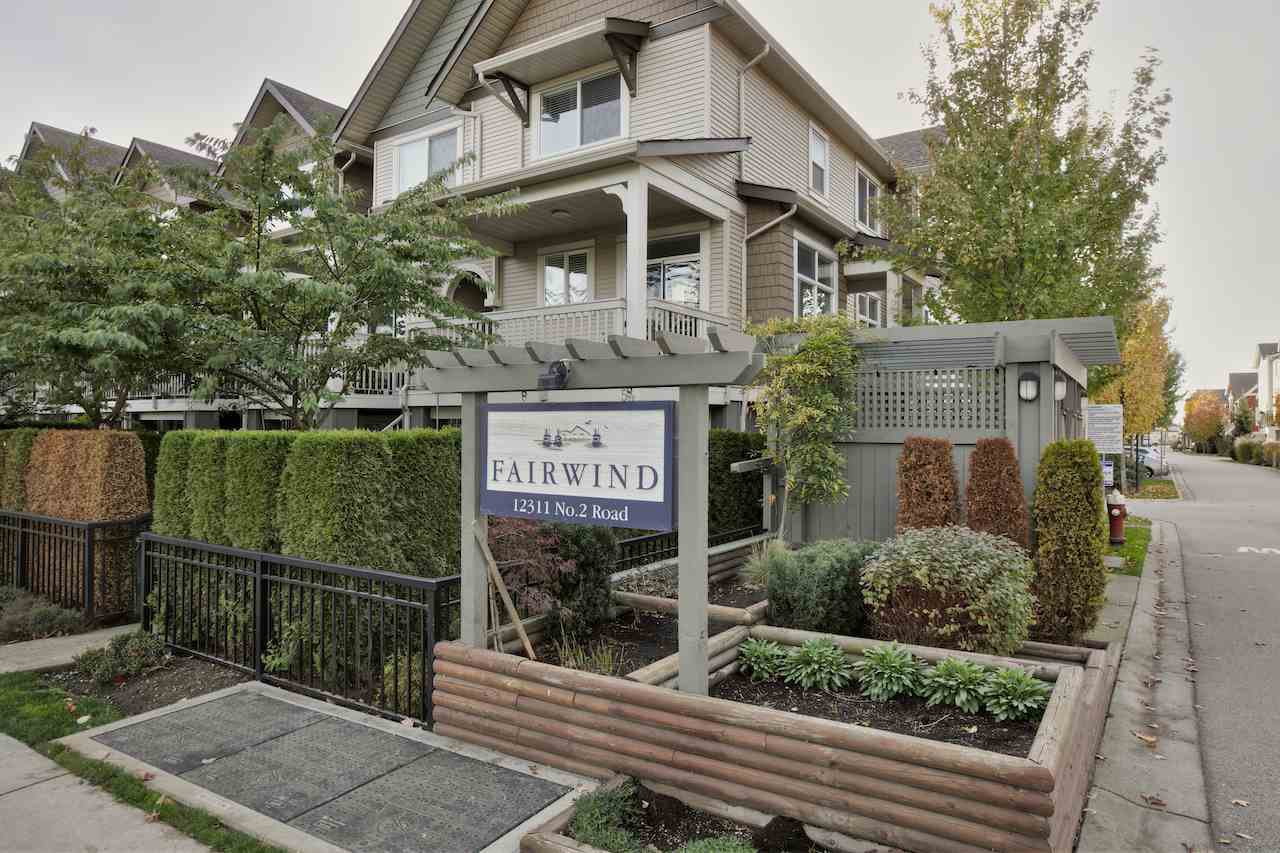 Main Photo: 49 12311 NO. 2 ROAD in Richmond: Steveston South Townhouse for sale : MLS®# R2006712